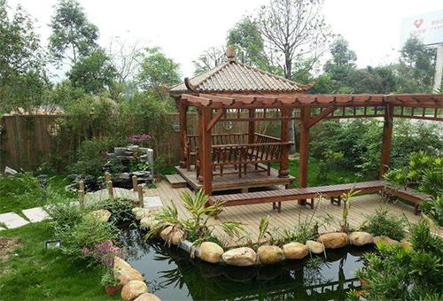 庭院园艺布置有哪些风格